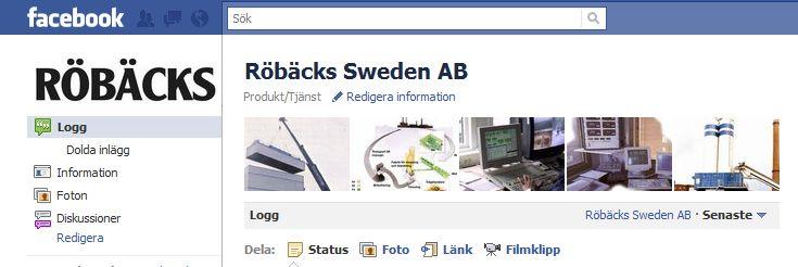 Röbäcks Sweden AB